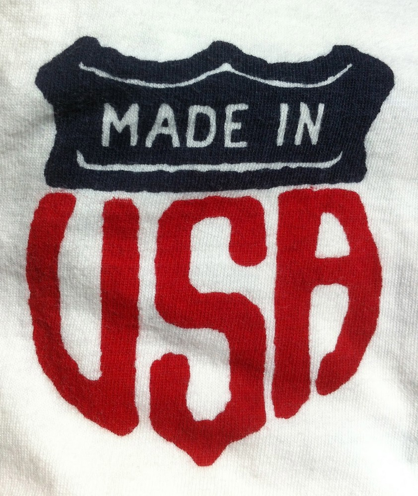 In Apparel Industry, Advantages of Made in USA Label Wear Thin