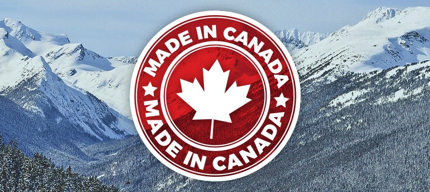 O Canada! 6 Promotional Products Made in Canada